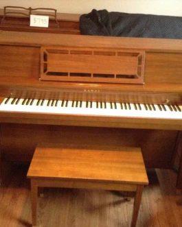 Kawai Console size upright piano