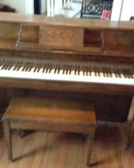 Cable Co Spinet Upright