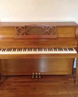 Gordon Laughead Console Piano